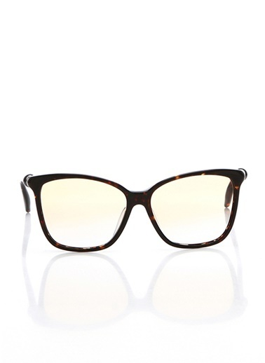 Mila Zegna Baruffa Güneş Gözlüğü Sarı